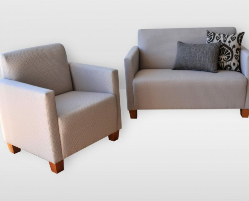 Cooper Armchair and 2 Seater