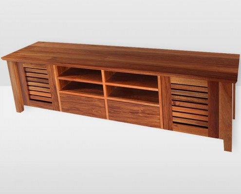 Peacock TV Unit
